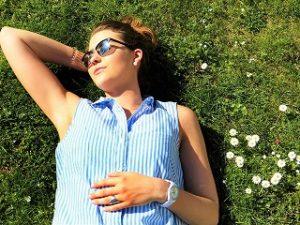 Krebs vorbeugen - Entspannen